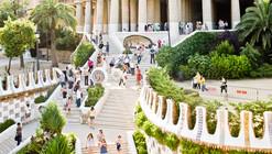 AD Classics: Parc Güell / Antoni Gaudí
