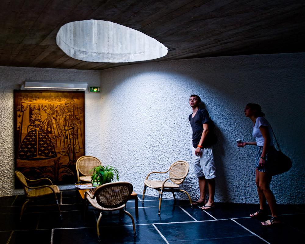 Gallery of ad classics maison du bresil le corbusier 6 for La maison du jetable