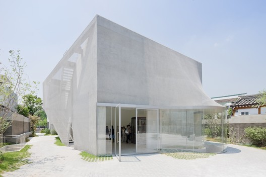 Kukje Art Gallery, Seoul (South Korea) / SO-IL, credit: Iwan Baan