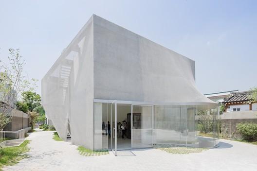 Kukje Art Gallery, Seoul (South Korea) / SO-IL, credit: Iwan Baan
