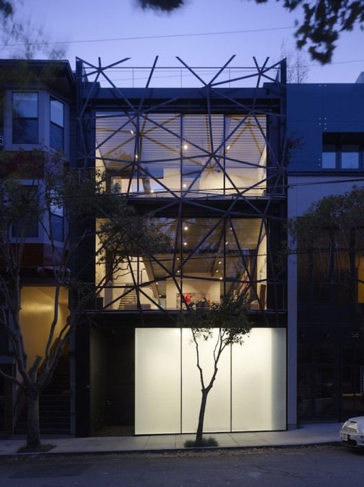Gallery House, San Francisco, California / Ogrydziak Prillinger Architects , credit: Tim Griffith