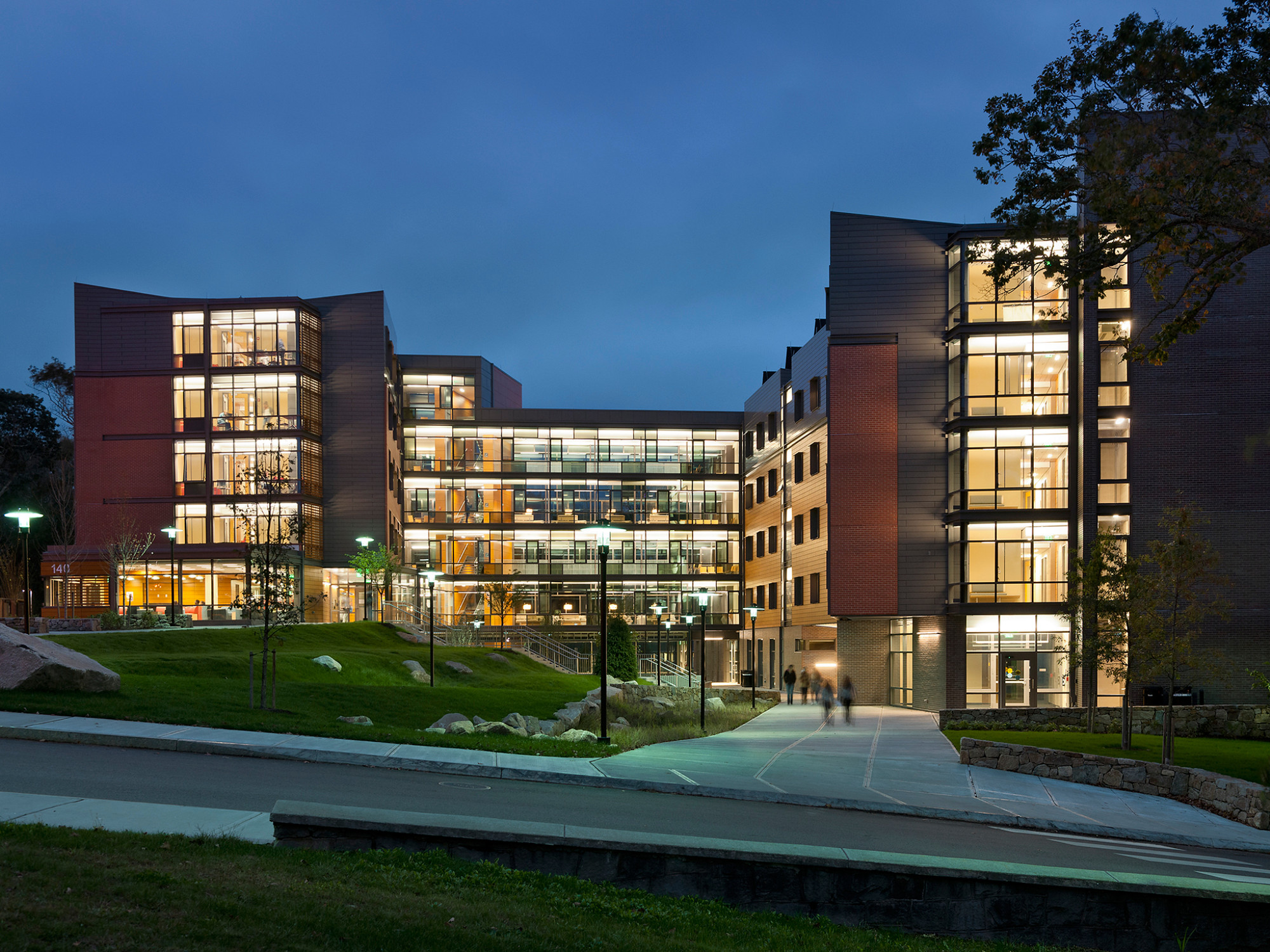 Gallery Of Hillside Hall Llb Architects 16