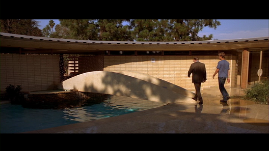 Screenshot of the Ridgetop House, featured on The Fast & the Furious. Image © Universal Studios