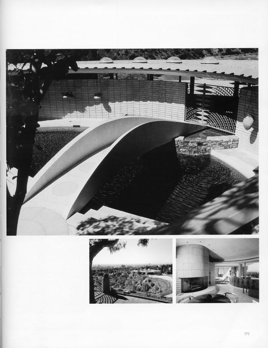 Images of Ridgetop, by Julius Shulman, scanned from  Modernism Rediscovered. Via Charlotte Nielsen