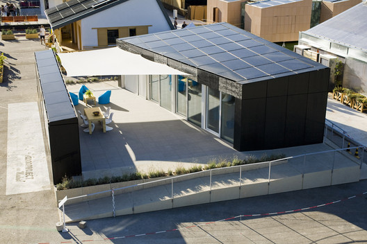 Courtesy of Solar Decathlon Europe