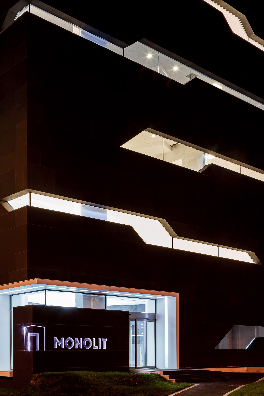 Monolit Office Building / Igloo Architecture