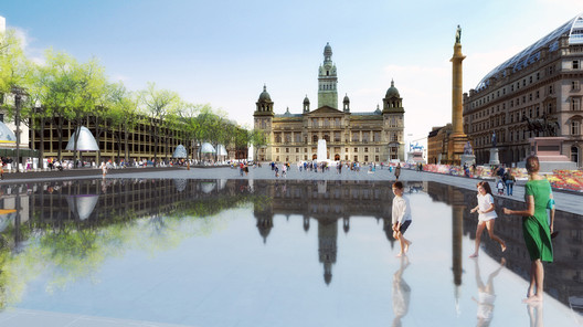George Square Competition Entry 1