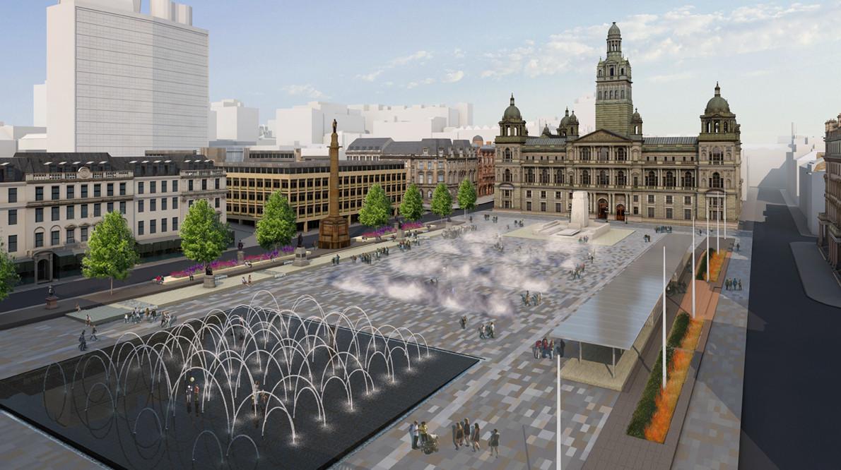 George Square Controversy