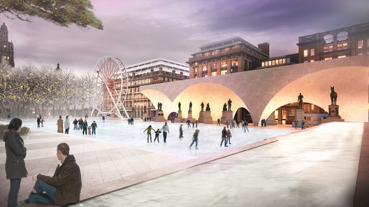 George Square Competition Entry 4