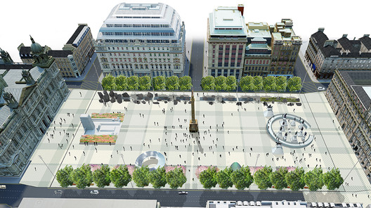 George Square Competition Entry 5