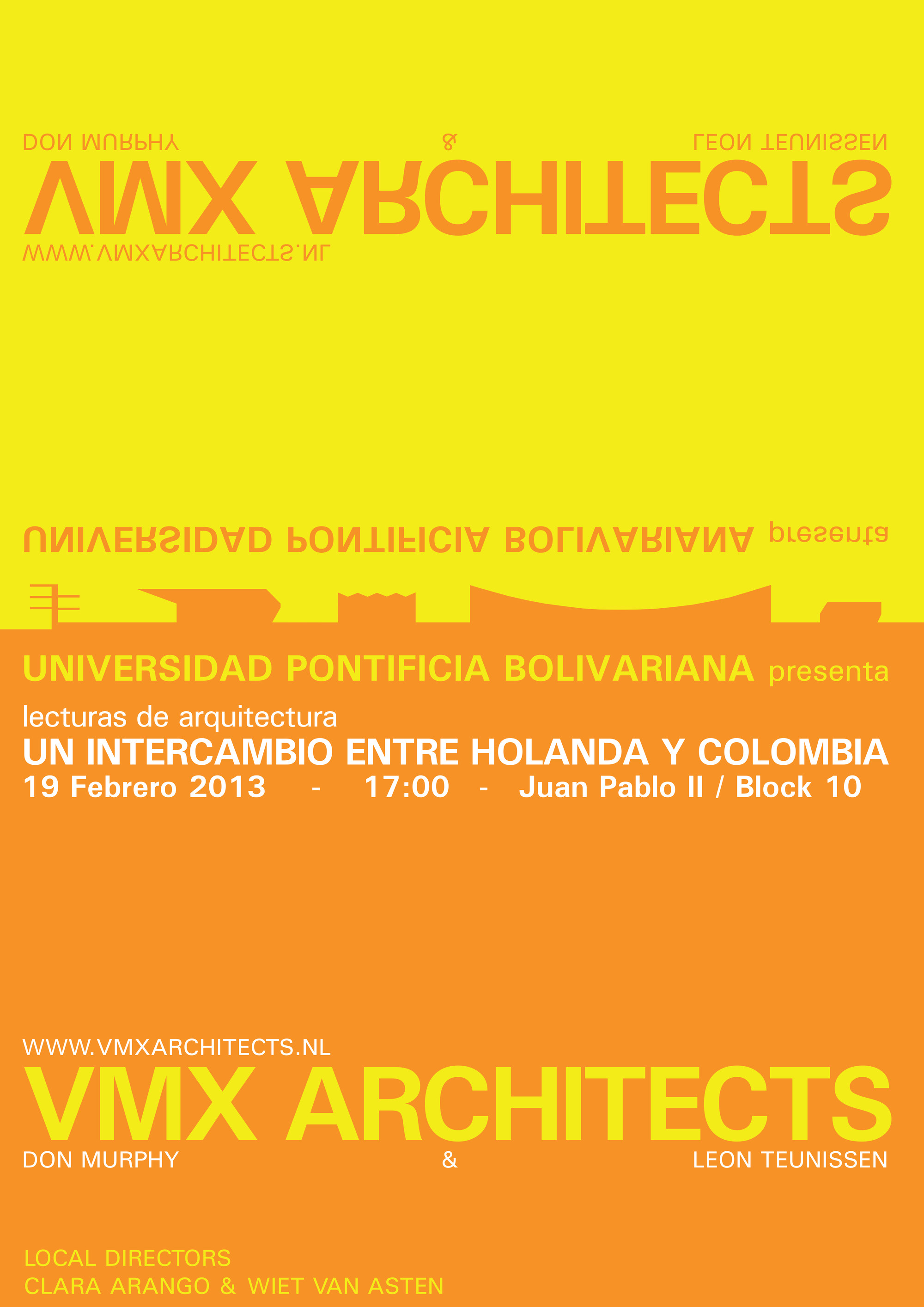 Cortesia de VMX Architects