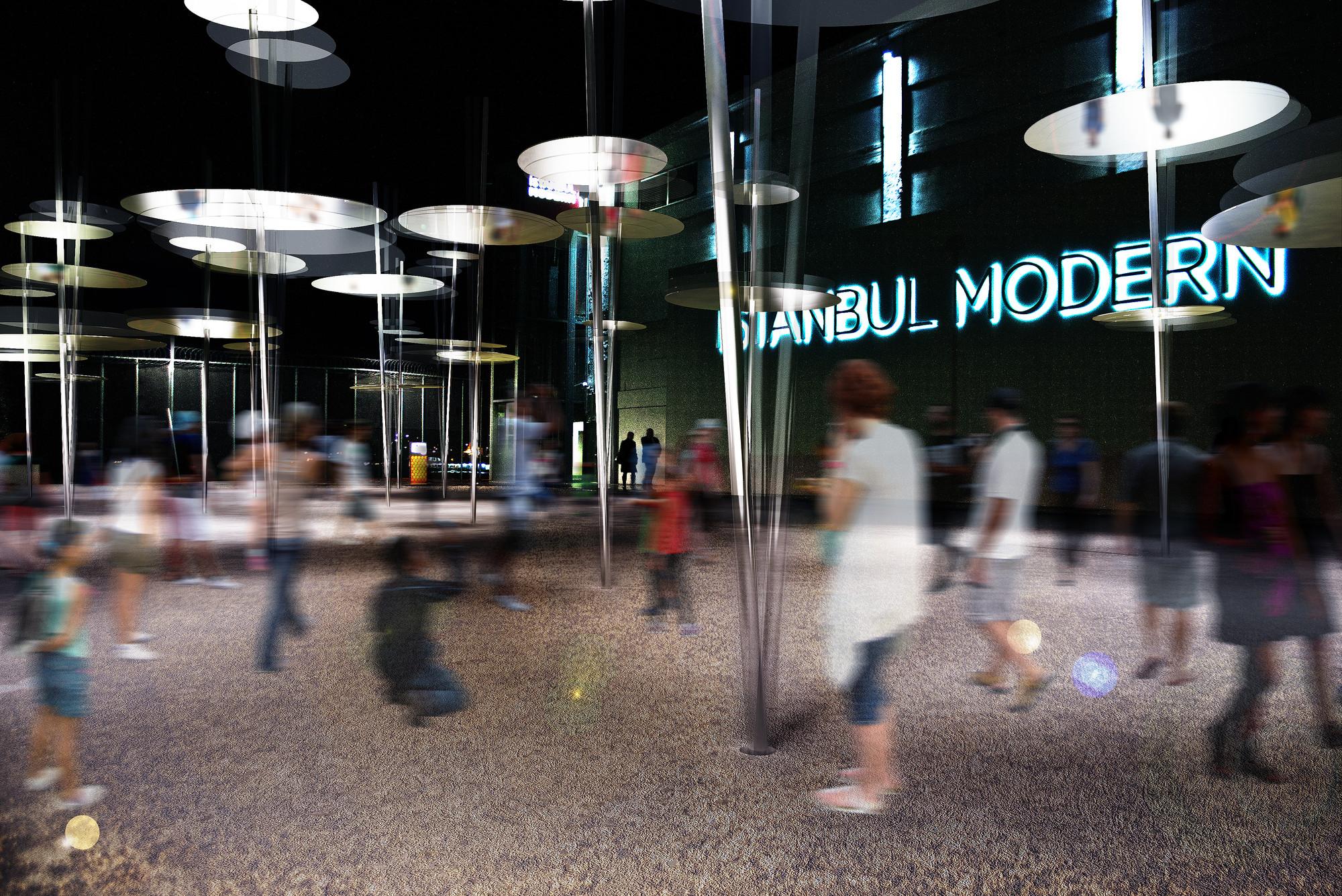 SO? Wins YAP Istanbul Modern 2013
