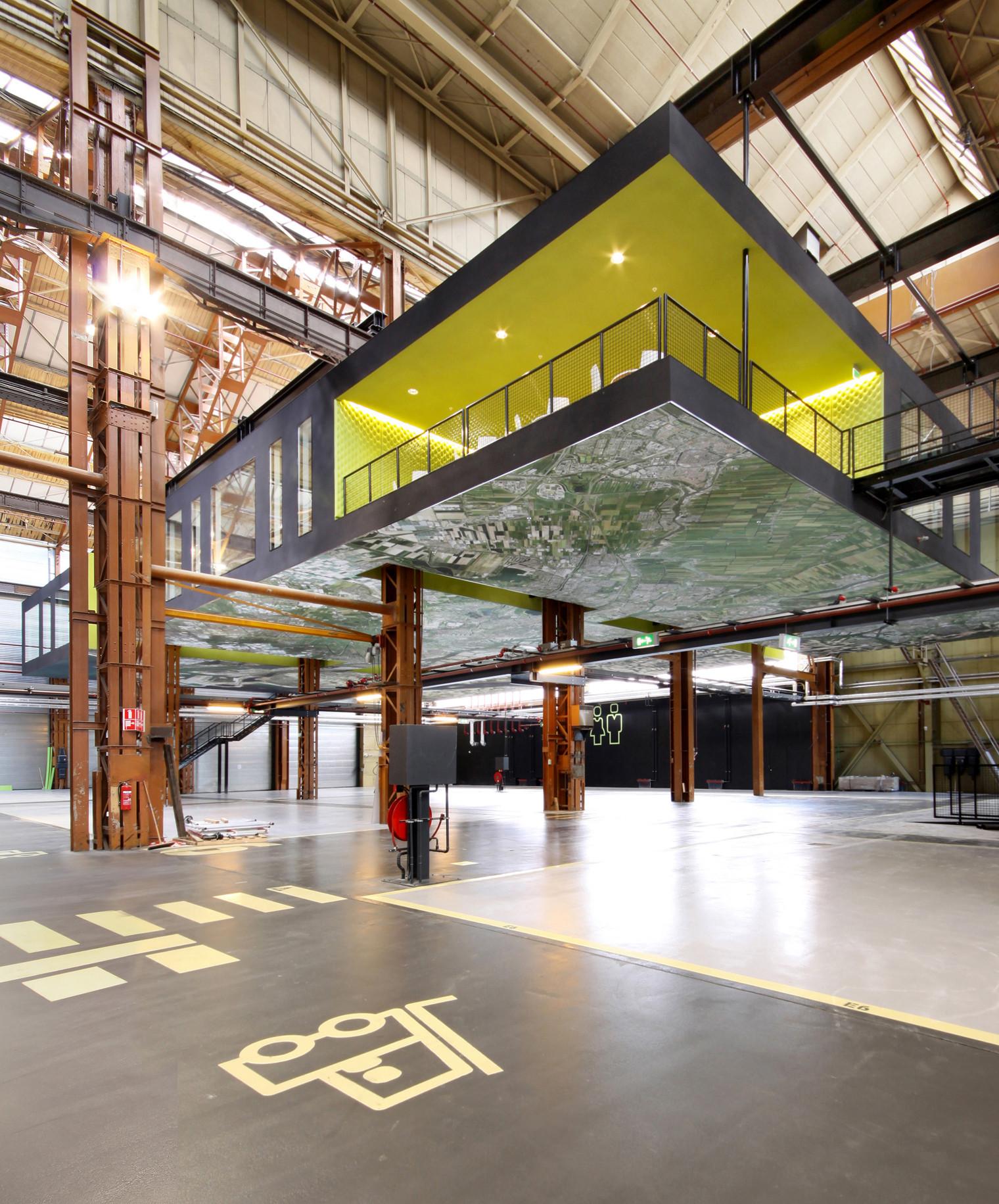 RDM Innovation Dock / Groosman, © Theo Peekstok
