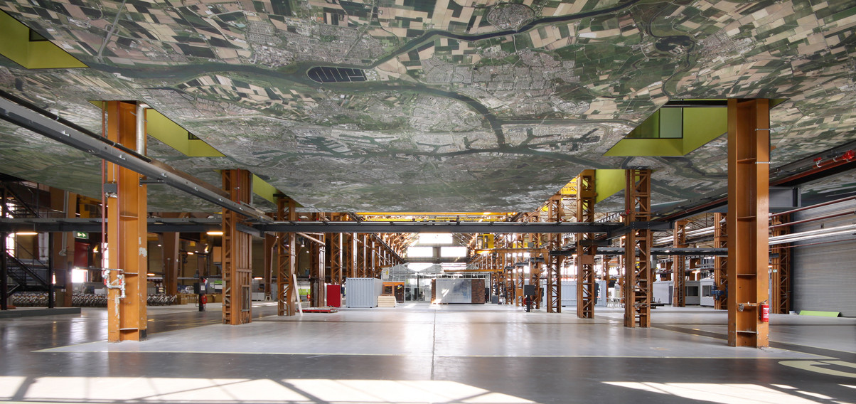 RDM Innovation Dock / Groosman