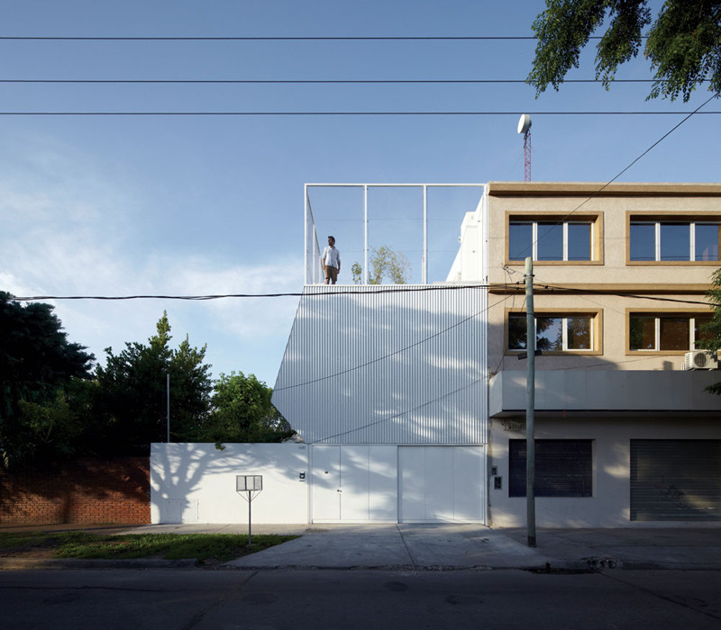 Martos House / Adamo-Faiden, © Cristobal Palma