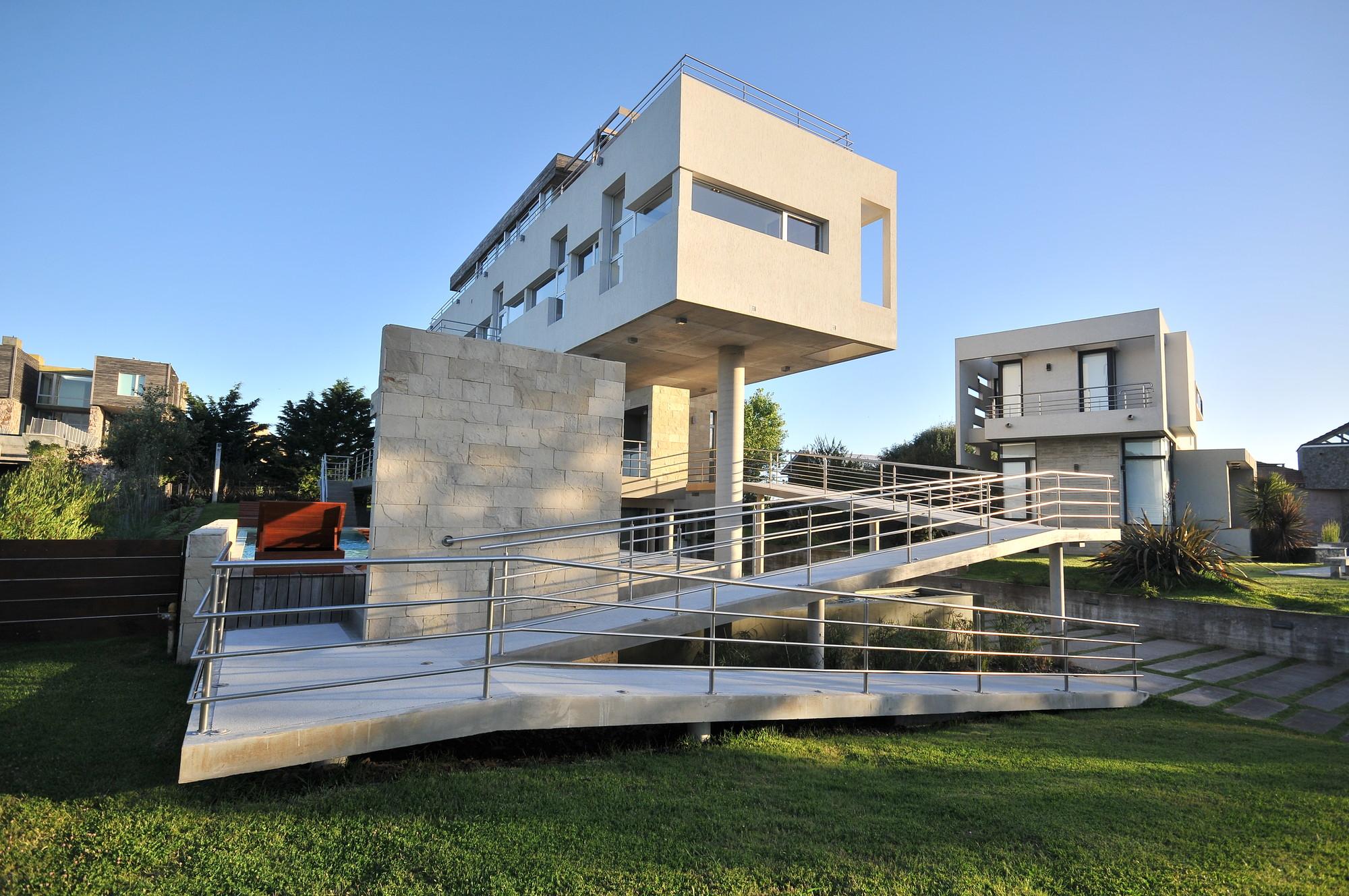 Wanka House / Galera Estudio, © Diego Medina