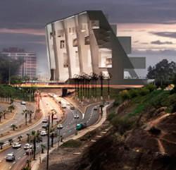 """Muestra con las propuestas para el """"Concurso UTEC. Modelos para una nueva ciudad"""" hasta el 28 de Febrero / Lima, Cortesia de UTEC"""