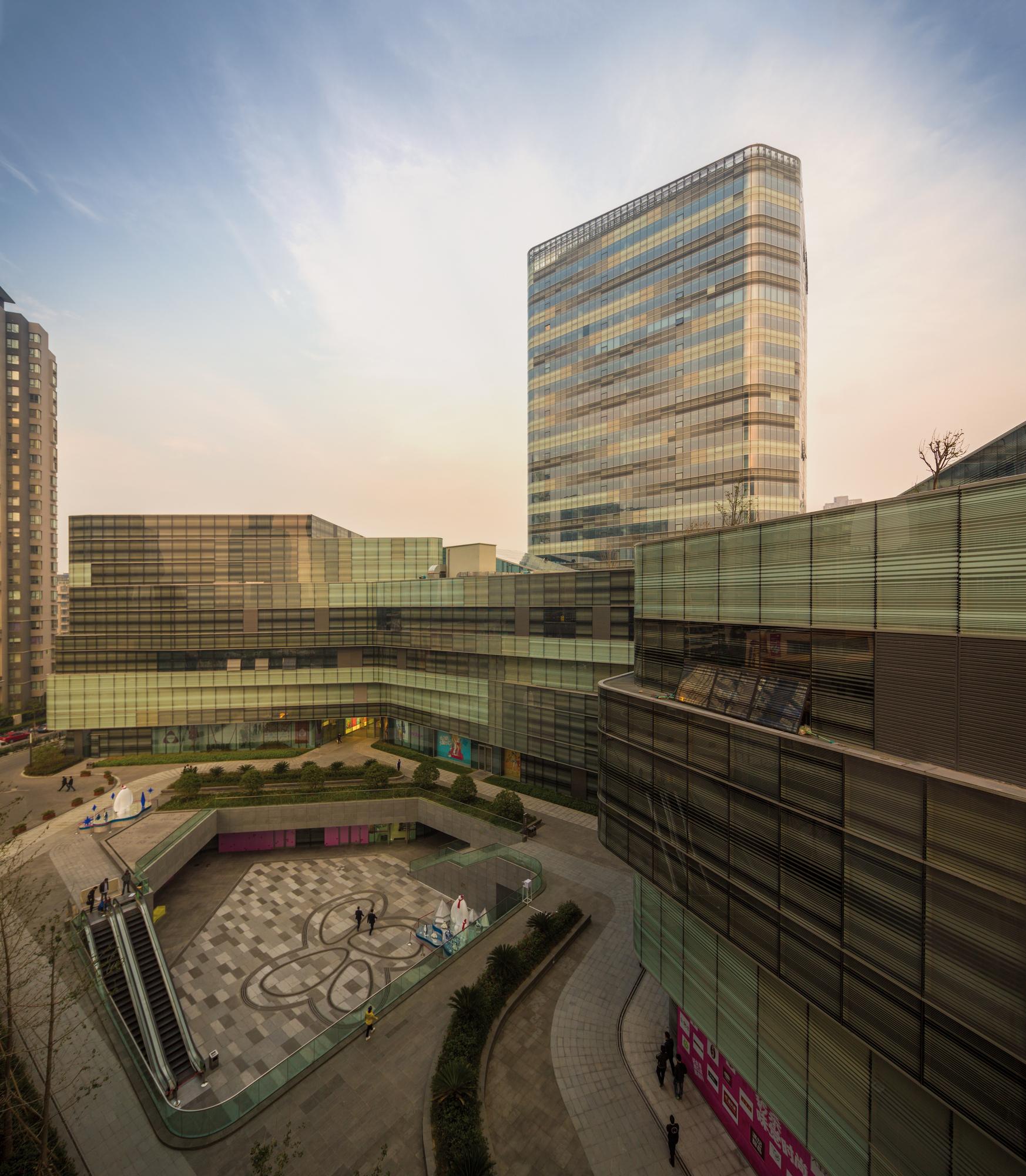 Raffles City Ningbo / SPARK, © FG + SG