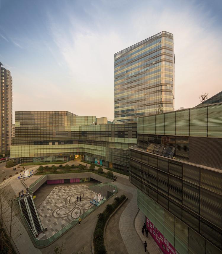 Raffles City Ningbo / SPARK, © Fernando Guerra | FG+SG