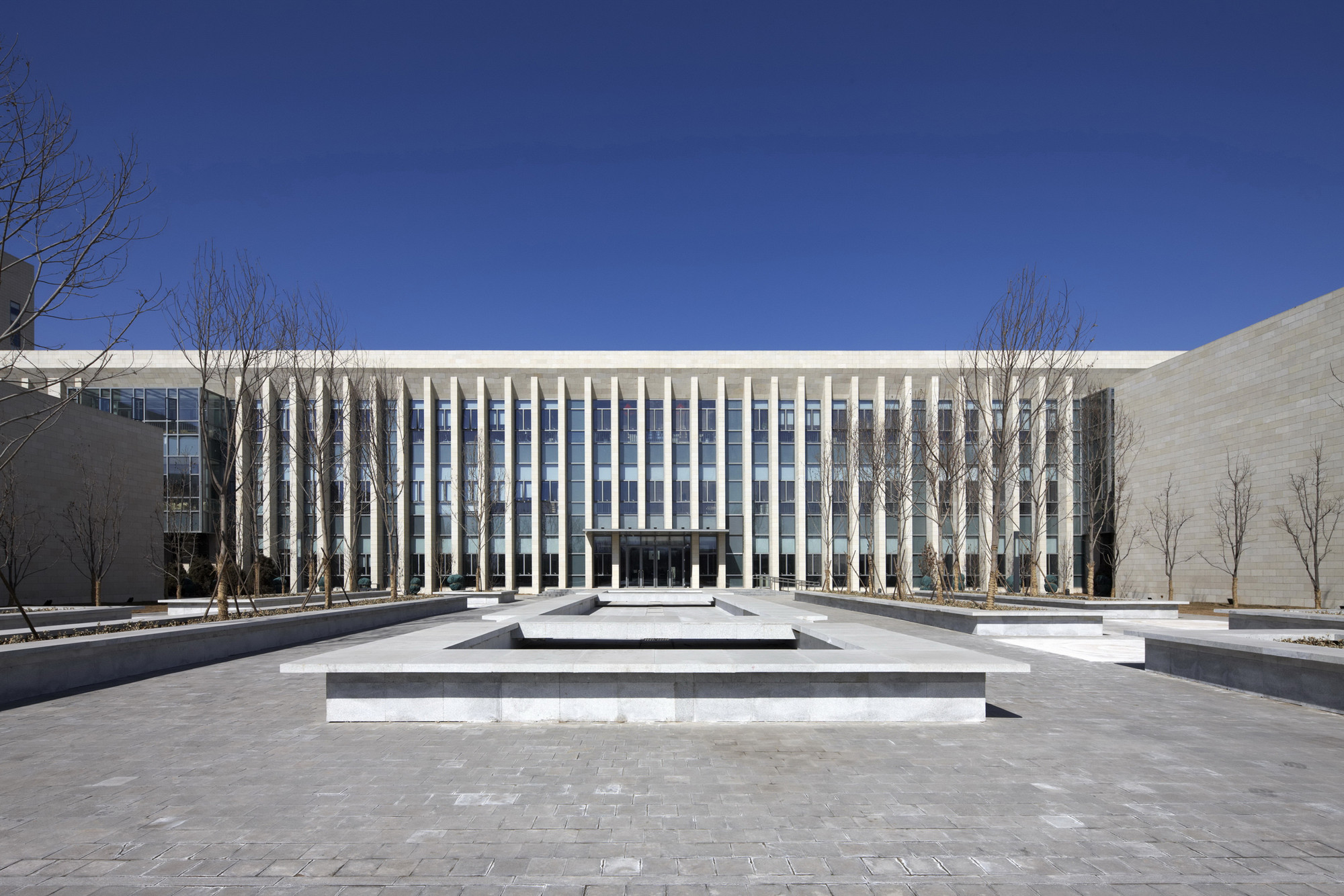 Wanda Academy / HYHW Architecture Consulting