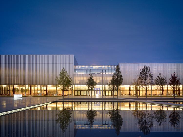Q2, ThyssenKrupp Quarter Essen / JSWD Architekten + Chaix & Morel et Associés, © Christian Richters