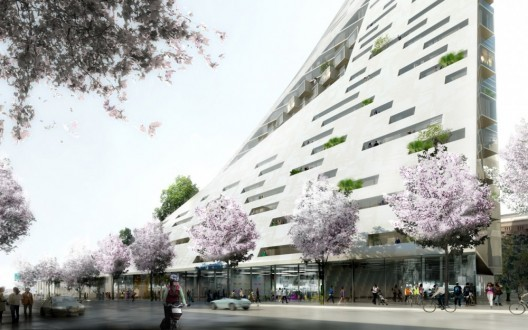 BIG's West 57th Pyramid Wins Final Approval