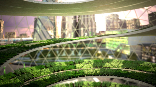 © Plantagon.com / Feeding the City