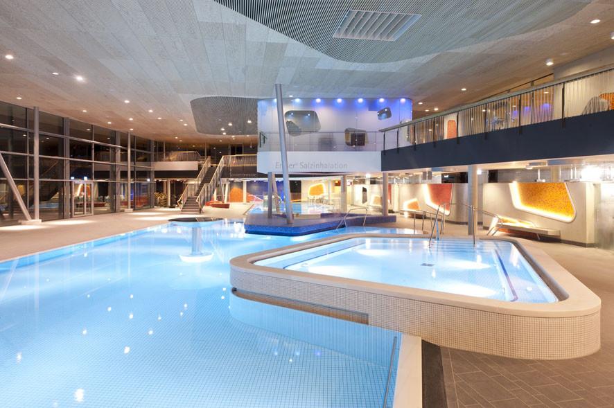 The Thermal Baths in Bad Ems / 4a Architekten