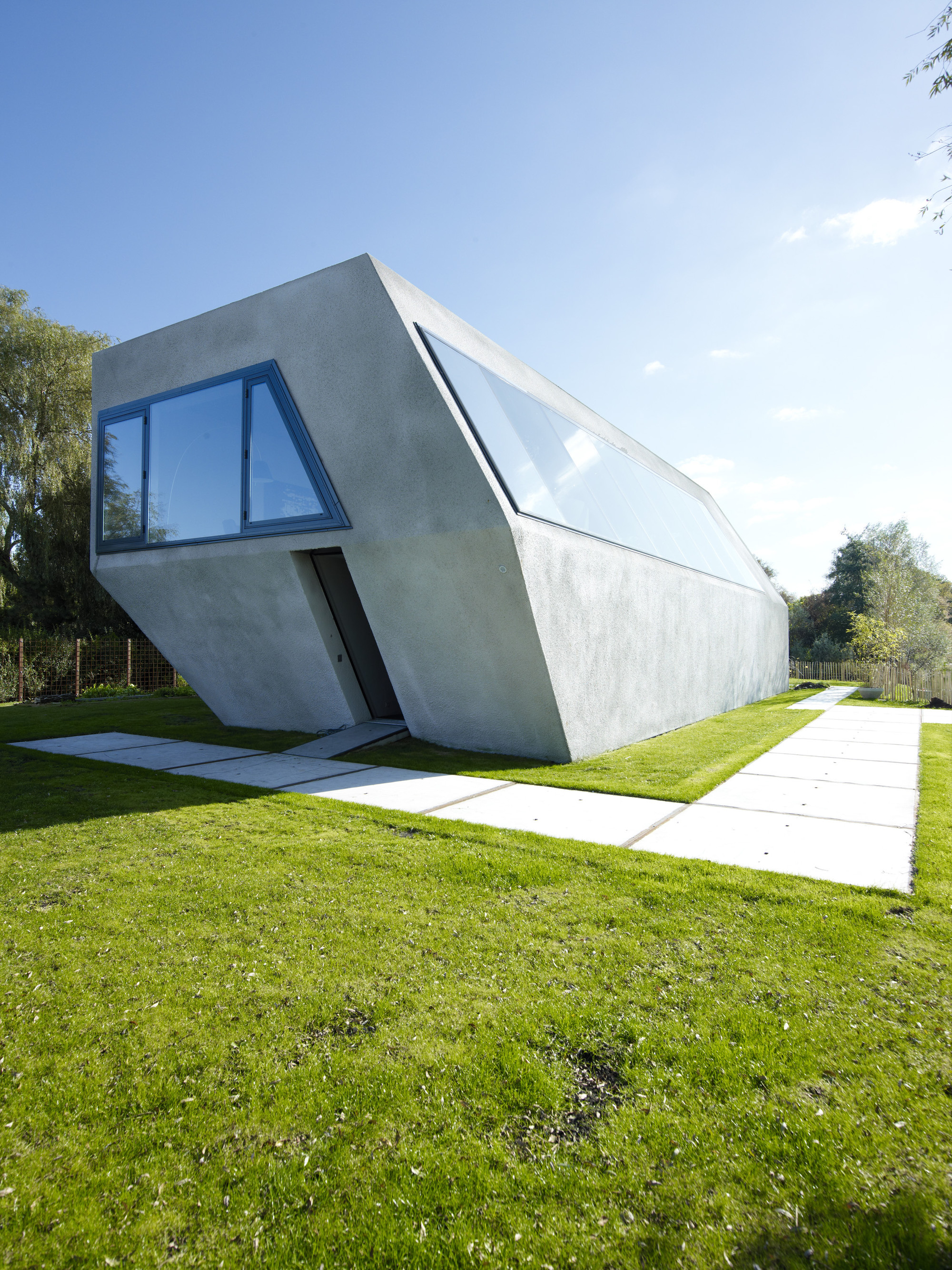 House SODAE / VMX Architects, Courtesy of VMX Architects