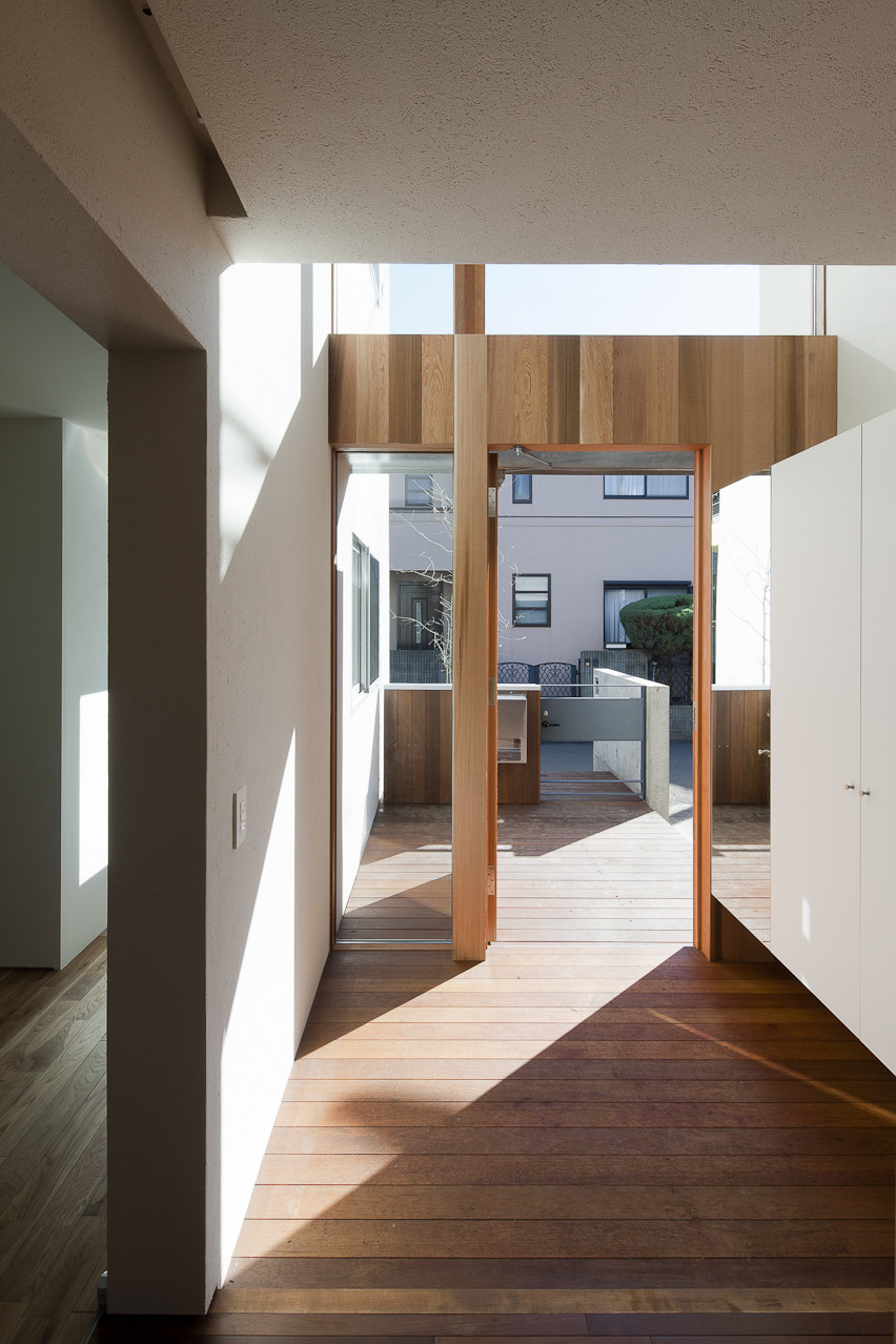 Coupled House / Naoi Architecture & Design Office