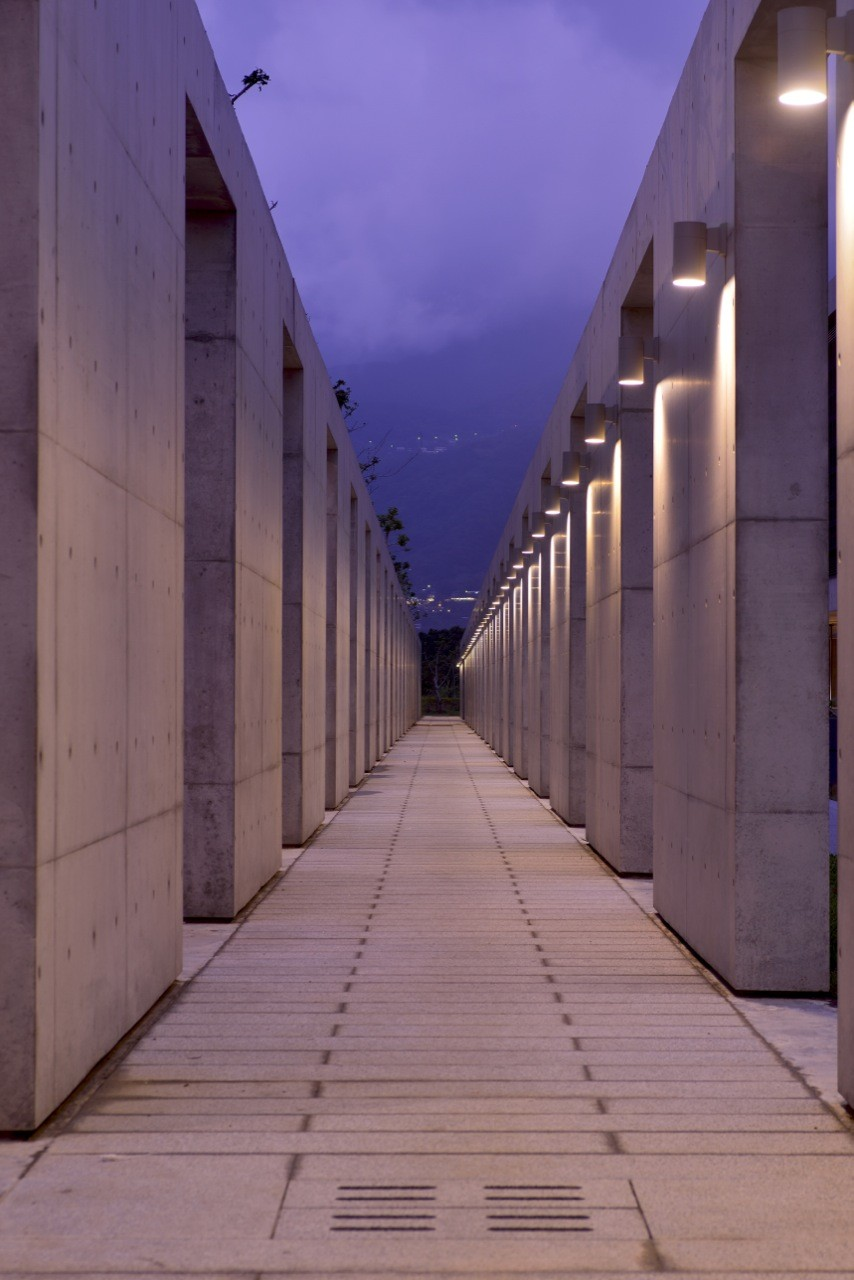 Gallery of water moon monastery artech architects 28 for Moon architecture