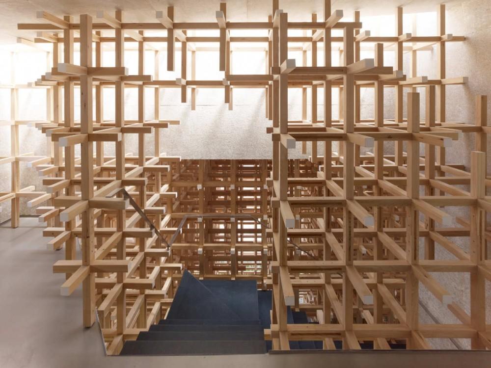 Archivo: Construcción en Madera, © Daici Ano