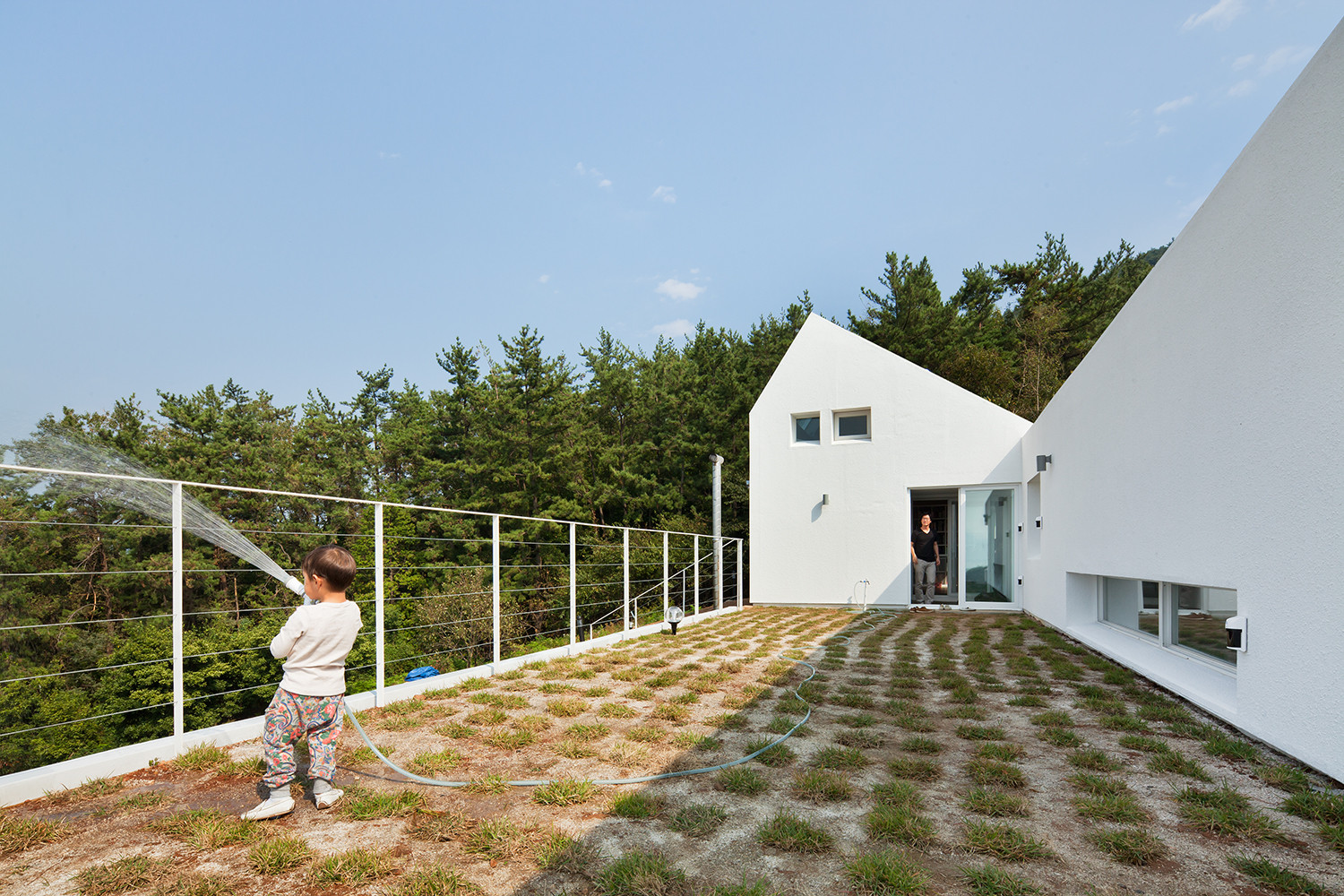 Gallery of net zero energy house lifethings 19 for Zero net energy home