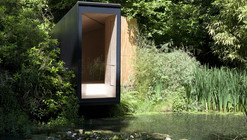 Forest Pond House /