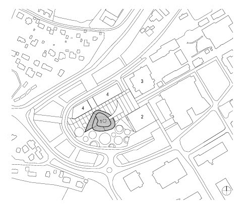 Gallery of Cathedral of the Northern Lights / SHL Architects + ... : arkitektur drawing : Arkitektur