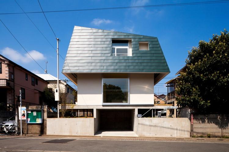 HAT / Komada Architects' Office, © Toshihiro Sobajima