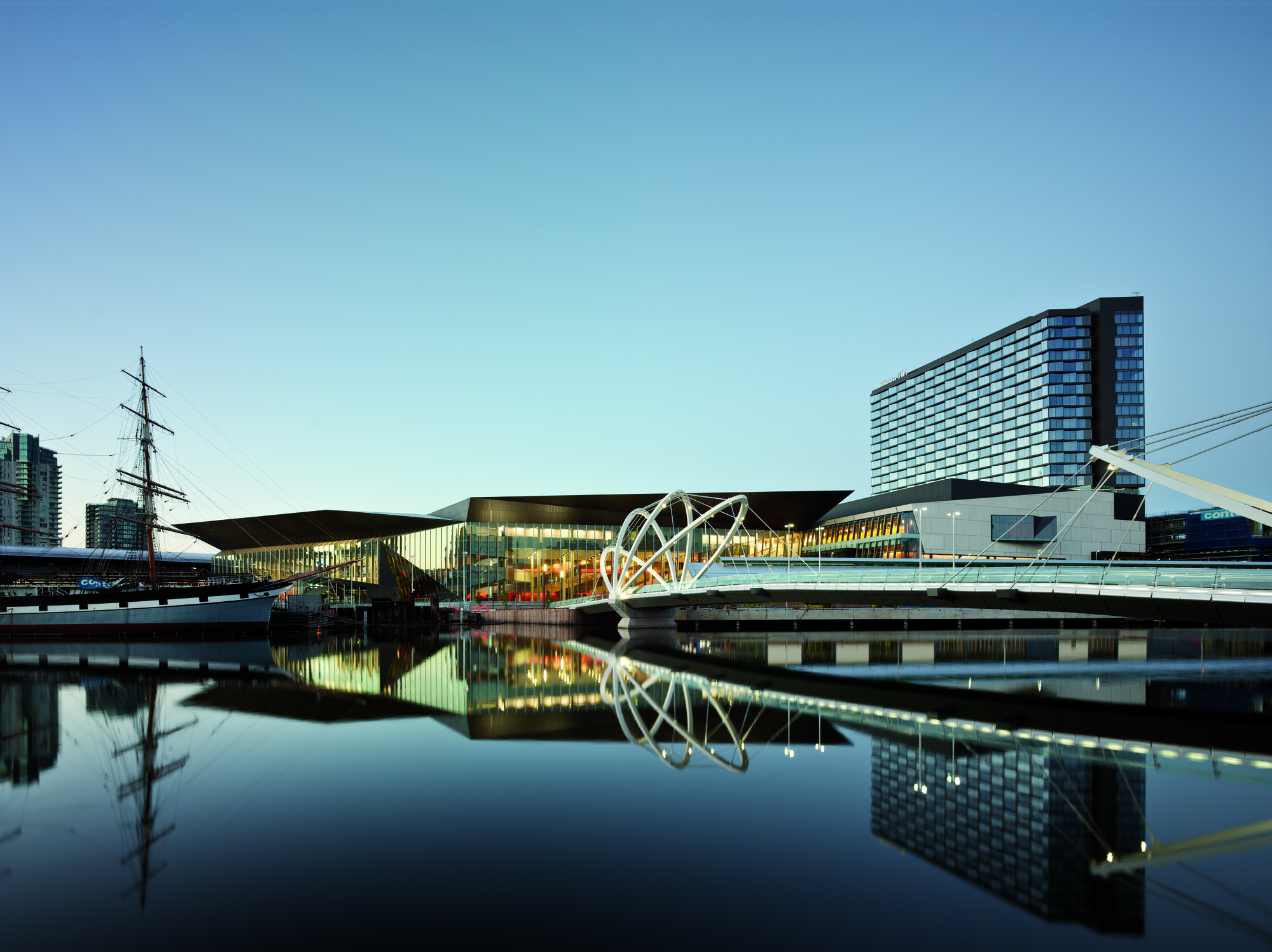 Melbourne Convention and Exhibition Centre / Woods Bagot, Courtesy of Woods Bagot