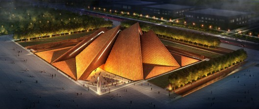 Datong Art Museum design revealed by Foster + Partners