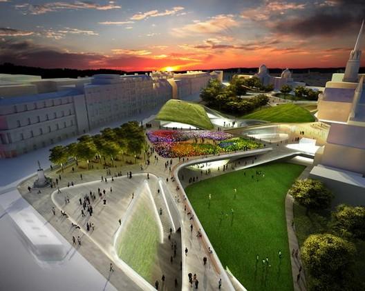 scofidio renfro 39 s aberdeen garden city proposal nixed archdaily
