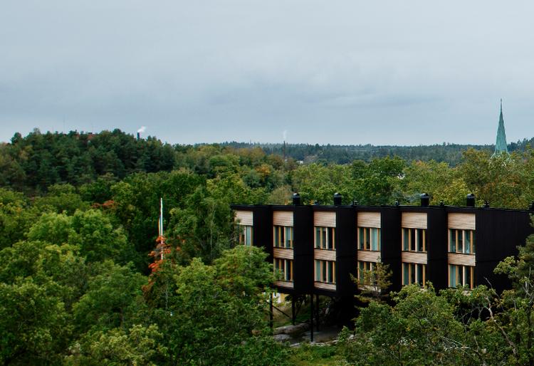 Prästgården / Arkitema Architects, Cortesía de Arkitema