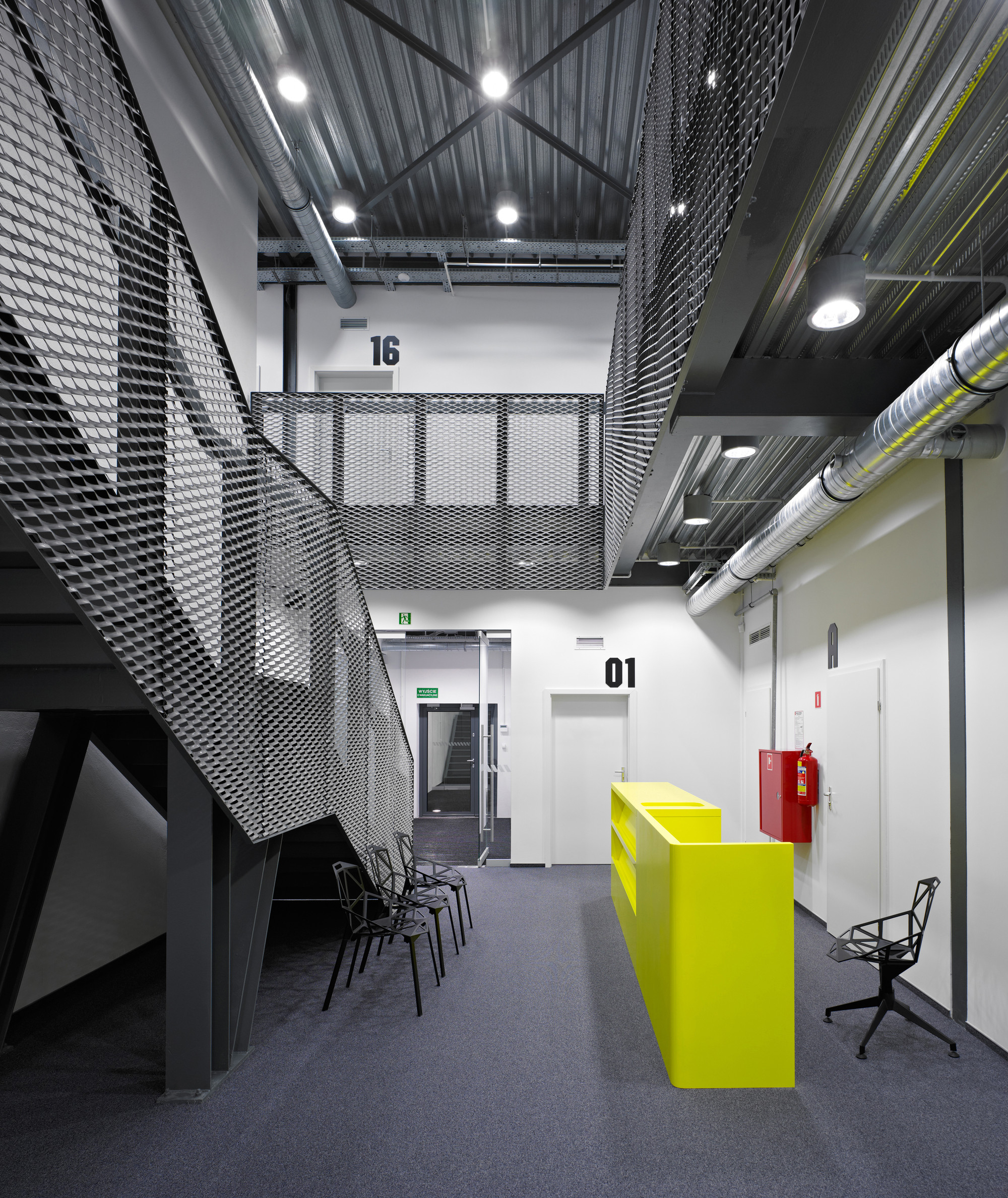 Gallery of OfficeGarage  Ultra Architects  2