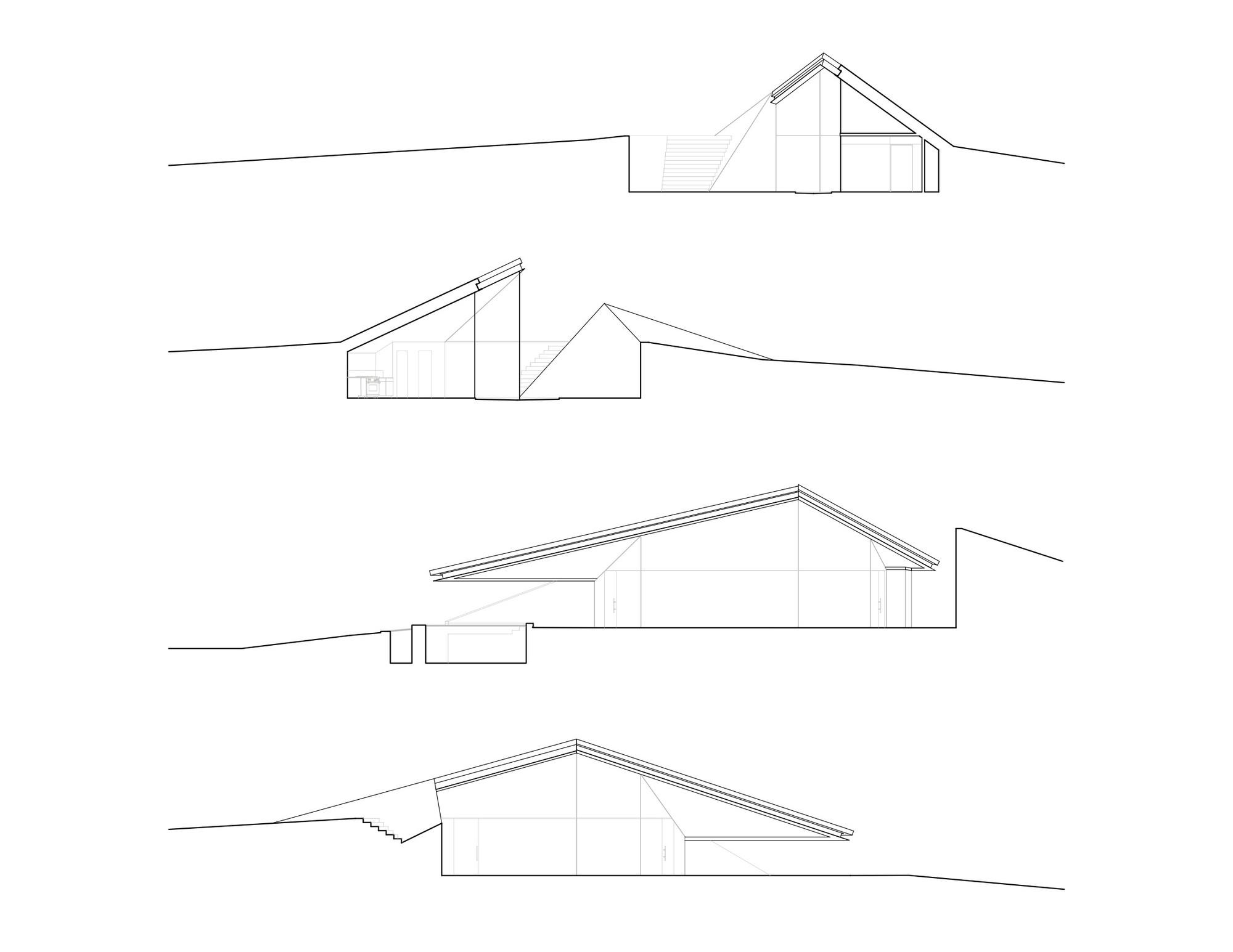 Edgeland House / Bercy Chen Studio