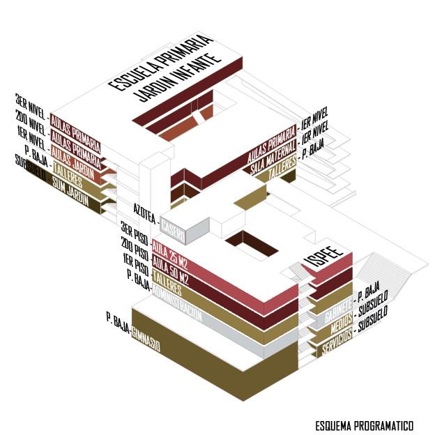 Galer a de segundo lugar concurso hacia una nueva for Programa de necesidades arquitectura