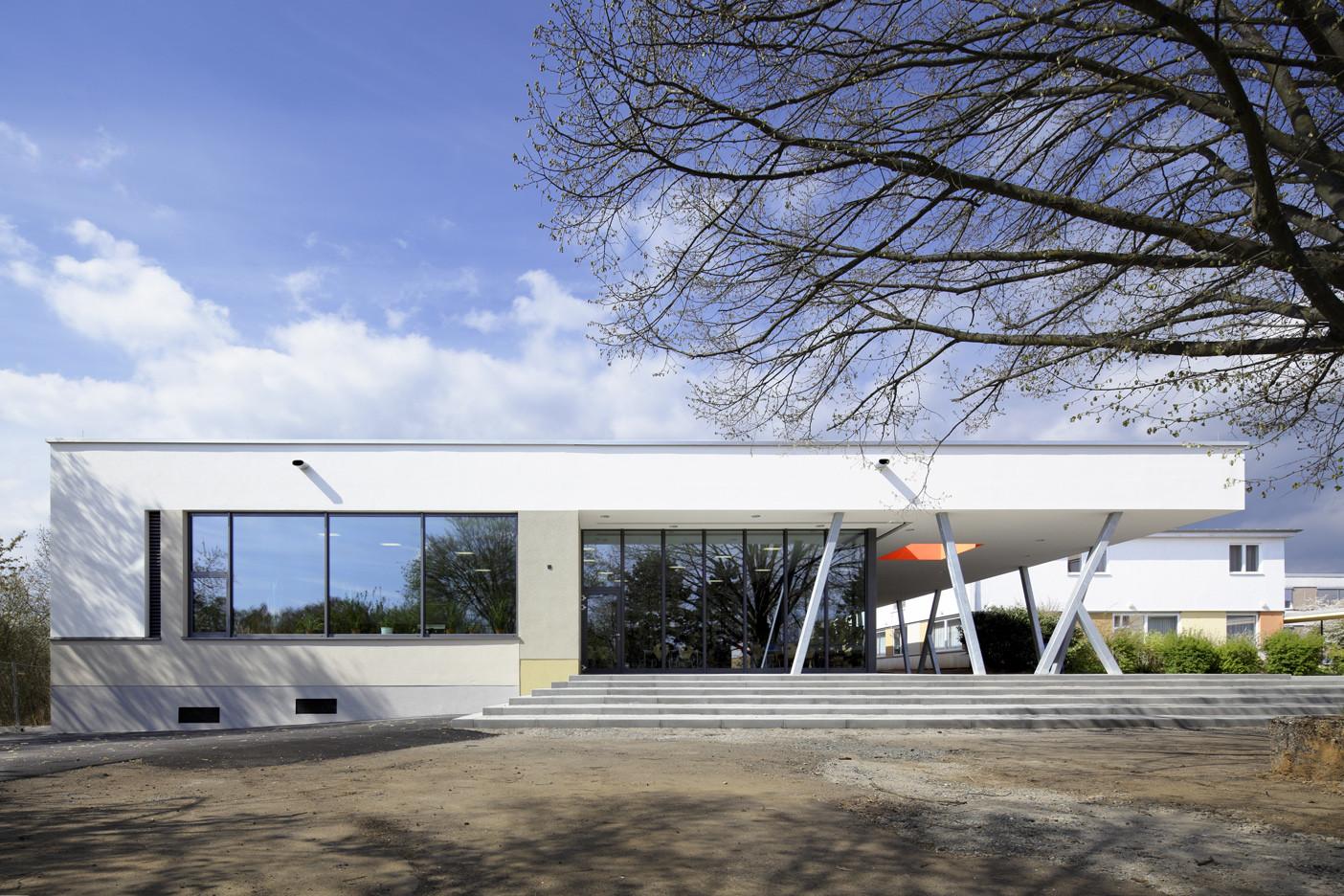 Friedrich-Ebert-Schule / kreiling rosner architekten