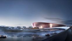 Suzhou Industrial Park Sports Center / NBBJ