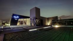 Loja Fender na Cidade do México / Arquitectura en Movimiento