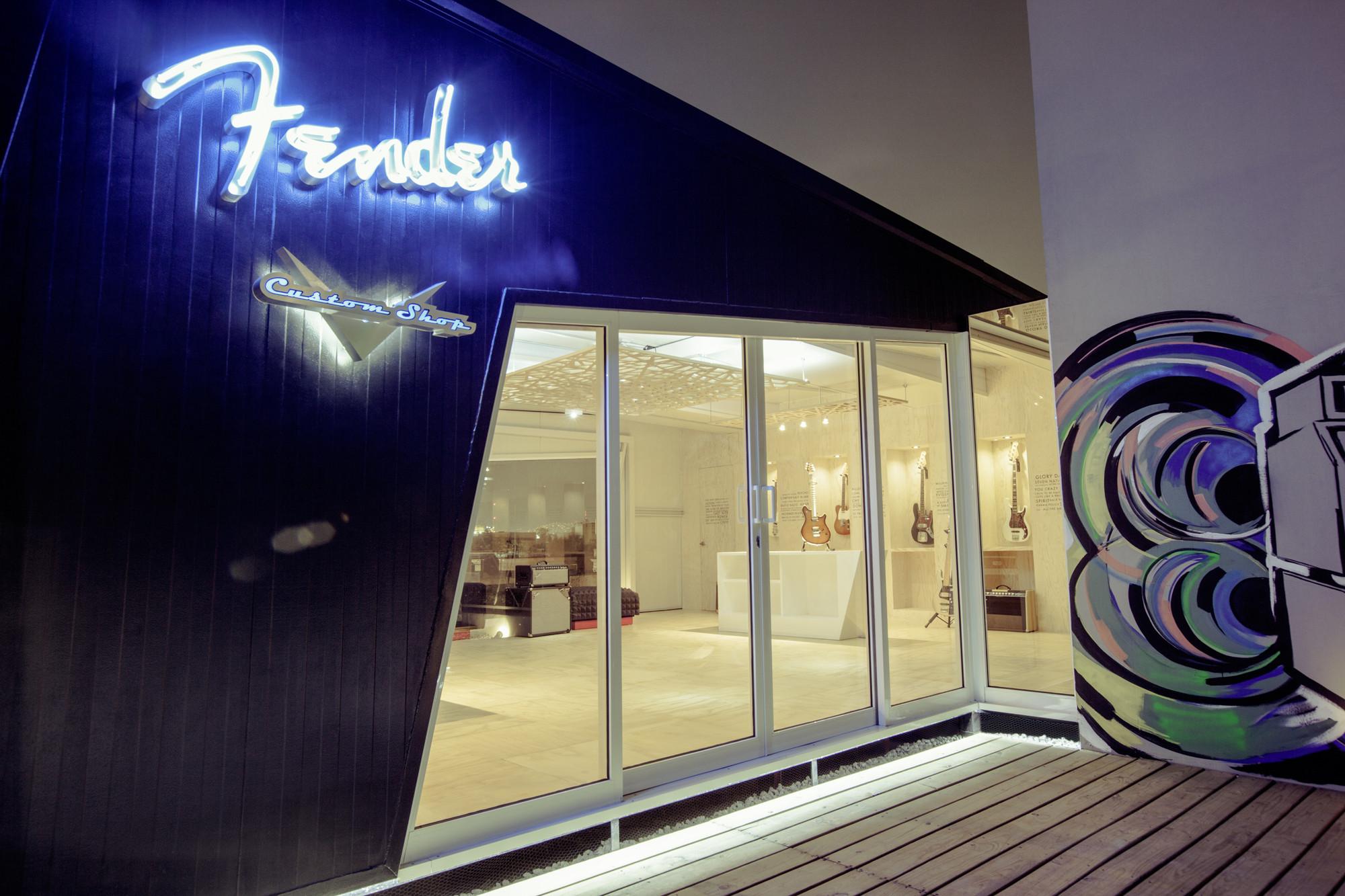 Ferder Custom Shop Mexico City / Arquitectura en Movimiento