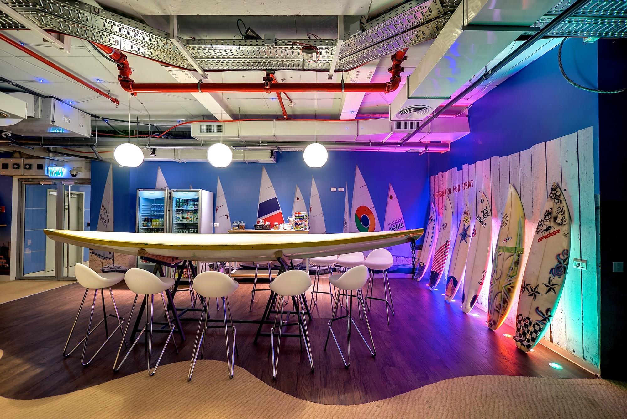 nice google office tel aviv google tel aviv officeac itay sikolski loader logo zoom image view google tel aviv cafeteria