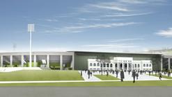 En Construcción Noticias: Mejoramiento y Ampliación Estadio Elías Figueroa