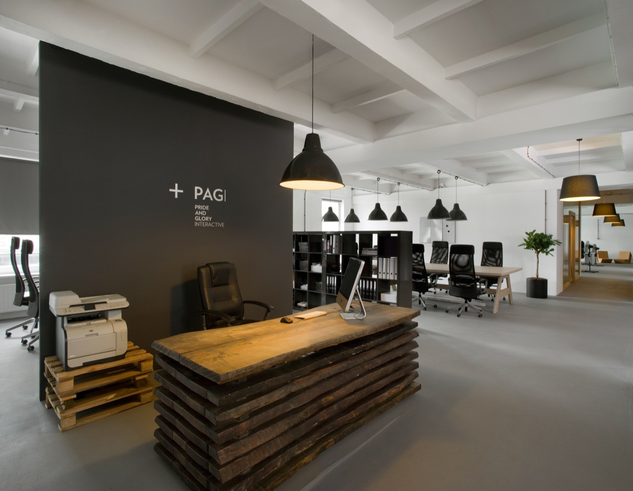 Pride And Glory Office  / Morpho Studio, Courtesy of Morpho Studio